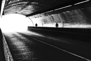 /Follow the light