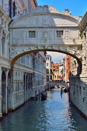 Paisagem Urbana/Veneza e seus canais