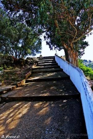 Paisagem Natural/Escadaria para o céu