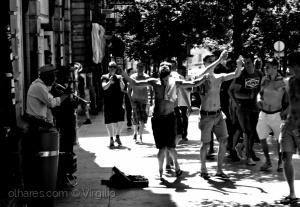 Gentes e Locais/Animação de rua