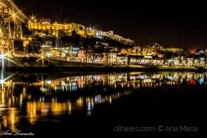 Paisagem Urbana/Noite de Luz!