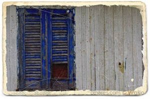 Outros/Old picture of the blue window