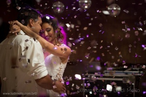 Retratos/at the wedding's party