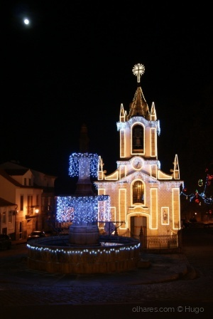 Gentes e Locais/A luz do Natal