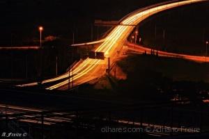 Paisagem Urbana/Light trail 2