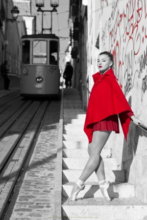 Gentes e Locais/Ballet in the Streets of Portugal #127