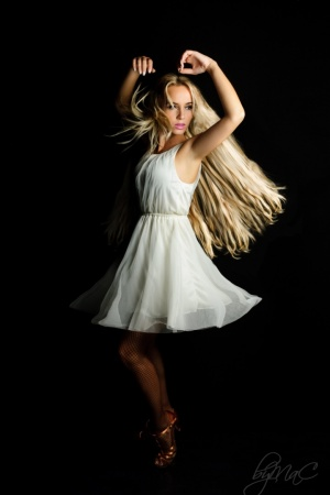 Espetáculos/hair dance