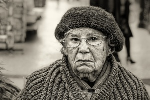 Retratos/Toda a Vida num olhar