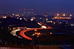 Paisagem Urbana/Light Trail 5