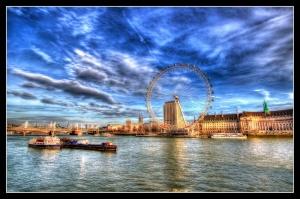 Paisagem Urbana/London Eye