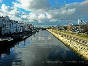 Paisagem Urbana/Canal de S. Roque