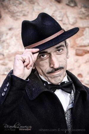 """Retratos/""""O Pintor Fernando Pessoa"""""""