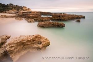 Paisagem Natural/Mar de Fim de Tarde