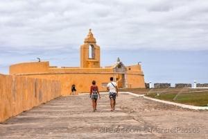Paisagem Urbana/Visita ao forte