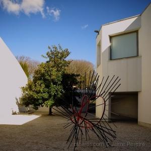Abstrato/Entrada Serralves