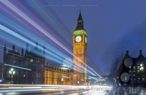 Paisagem Urbana/Londres á velocidade da luz