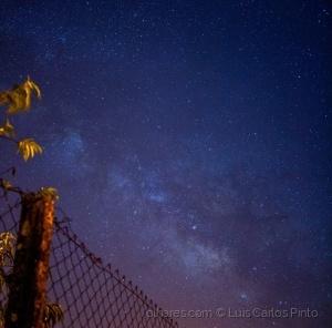 Paisagem Natural/Via Láctea no Alentejo