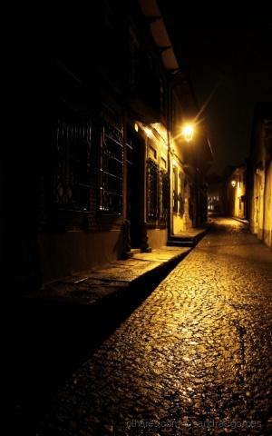 Paisagem Urbana/A quietude da viela