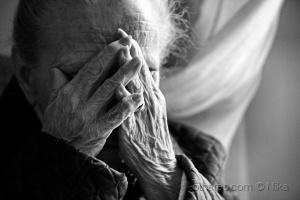 Retratos/momento de oração