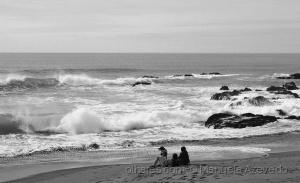 Gentes e Locais/Ouvindo o que o mar dizia...