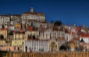 Paisagem Urbana/Hoje Pintei Coimbra assim
