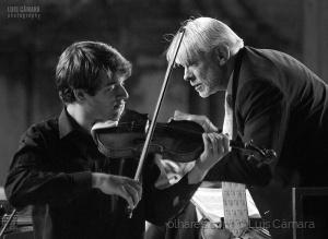 Espetáculos/Mestre e Aprendiz