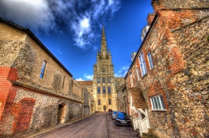 Paisagem Urbana/Norwich Cathedral
