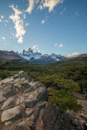 /cerro fitzroy - argentina, patagónia