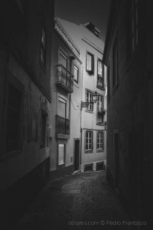Paisagem Urbana/Lisboa P&B