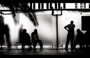 Paisagem Urbana/bus stop