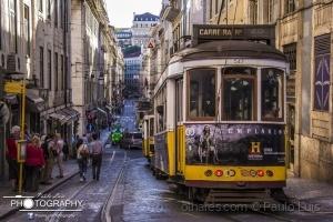 Paisagem Urbana/Por ruas de Lisboa