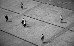 Gentes e Locais/Quincunx