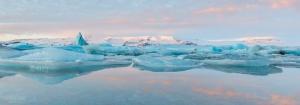 /lagoa do glaciar jökulsárlón III // islândia