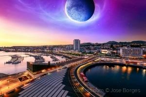 Arte Digital/A dream city...