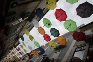 Paisagem Urbana/em dias de chuva...