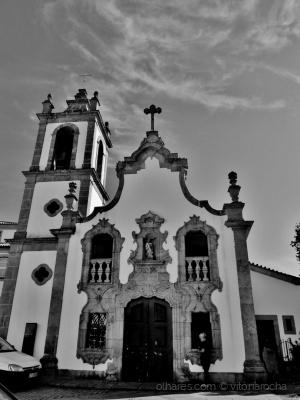 /Capela de São Frei Gil, em Vouzela