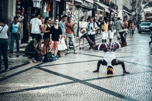 Gentes e Locais/Espetáculo de rua...