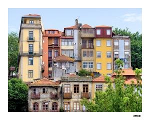 Paisagem Urbana/...cores da cidade...