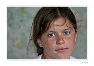 Retratos/Menina de feira