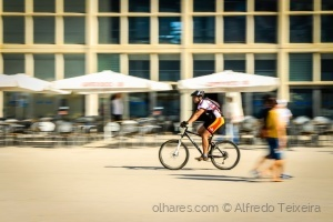 Desporto e Ação/O ciclista!...