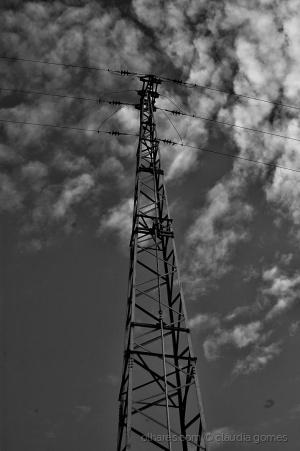 Paisagem Urbana/O céu está ocupado