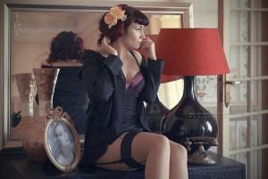 Retratos/Vintage Look