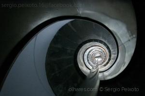 /Interior do Farol da Ponta dos Capelinhos-Faial