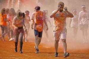 Espetáculos/Color Runners