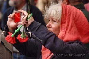 Fotojornalismo/Vermelho é a côr ....