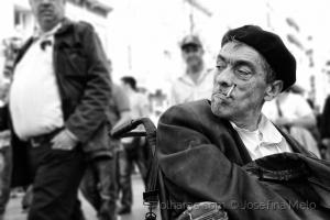 Fotojornalismo/1º de maio, a luta