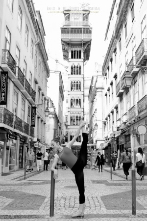 Gentes e Locais/Ballet in the Streets of Portugal #138