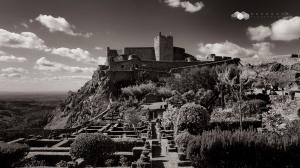 /Jardim e castelo do Marvão