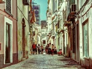 /Rua dos Mareantes - Ruas de Setúbal (ler)