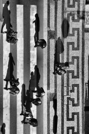 Gentes e Locais/Shadows Crossing